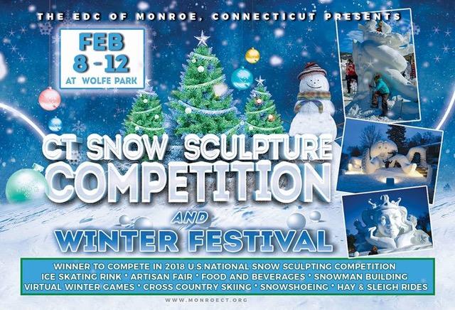 Town of Monroe Winter Festival – Volunteers Needed