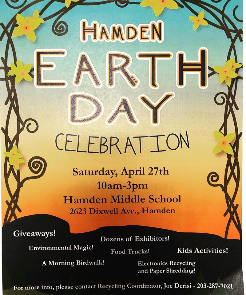 Earth Day Hamden 4.27.19