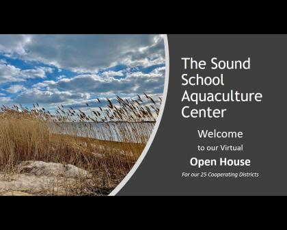 Sound School Virtual Open House Slideshow